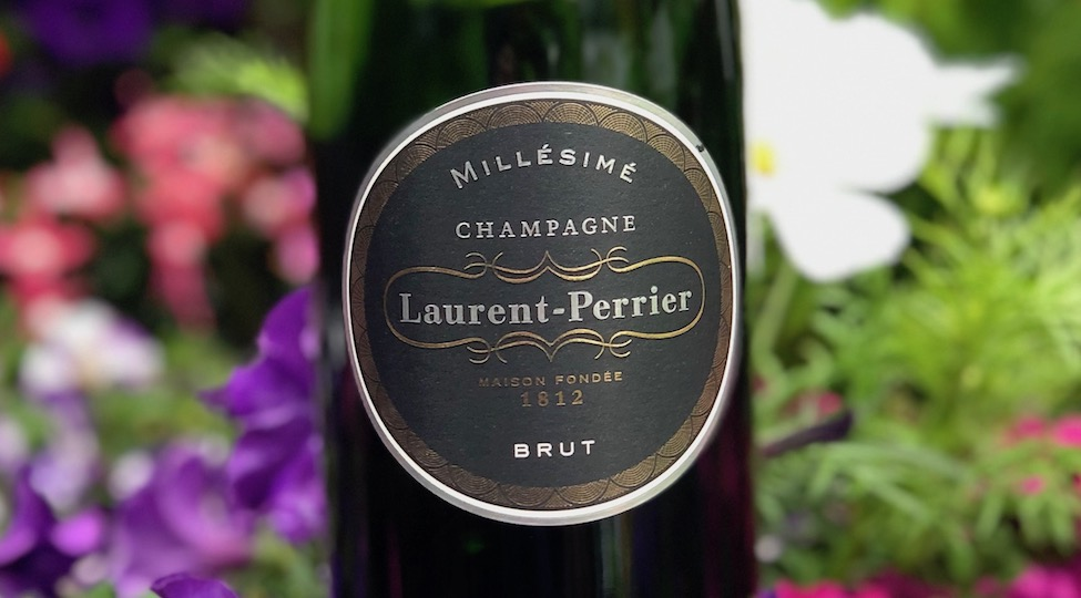 New: Laurent-Perrier Vintage 2008