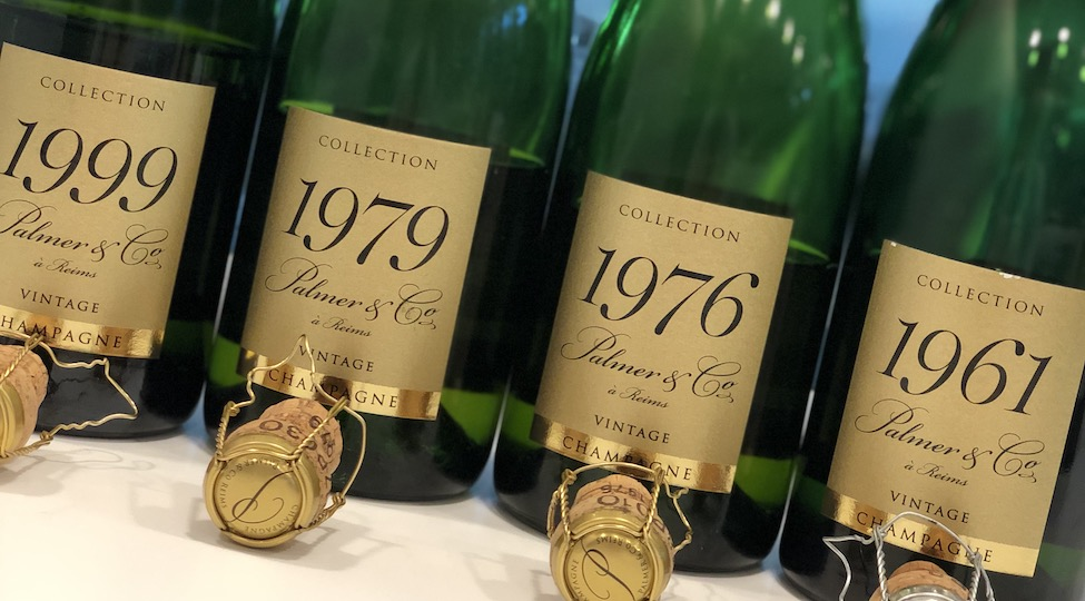 Palmer & Co: Bottles vs Magnums and Vintage Collection
