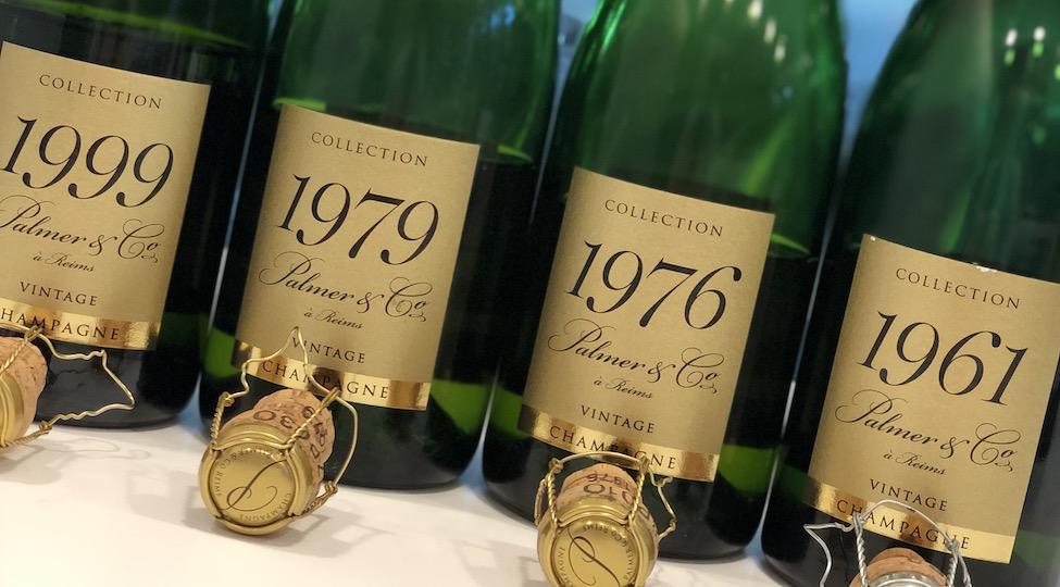Palmer & Co: Bottles vs Magnums and Vintage Collection