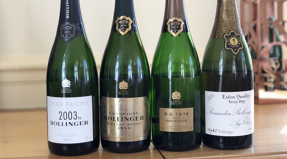 Bollinger: Feeling Hot, Hot, Hot