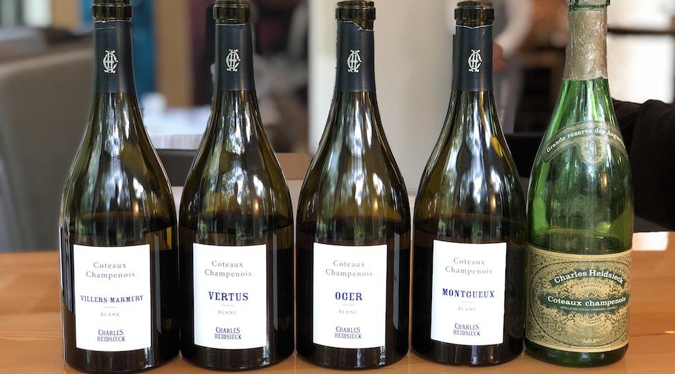 Charles Heidsieck: Chardonnay, Chardonnay, Chardonnay