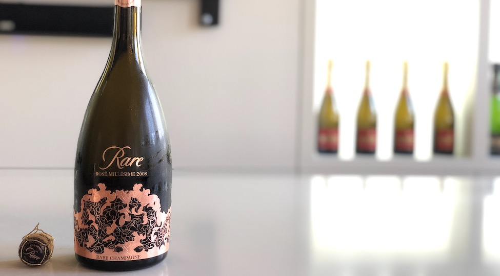 Rare Champagne: New House, Same Vision