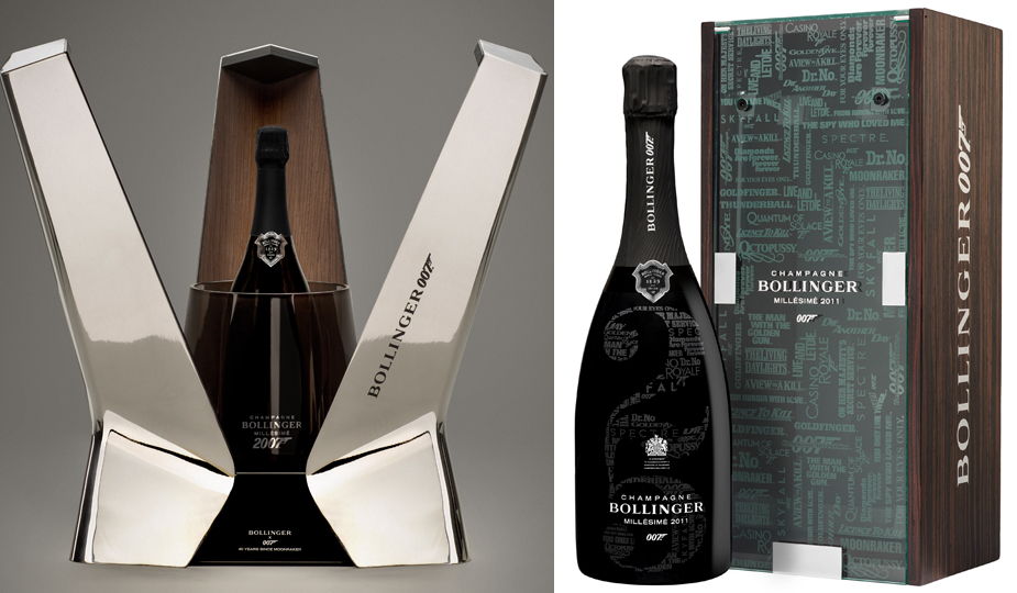 Bollinger 007 - Limited Edition 'No Time To Die'