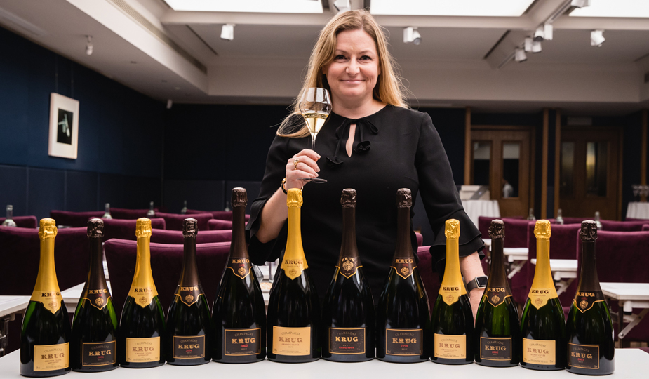 The Krug Experience: Tasting Review and Photos