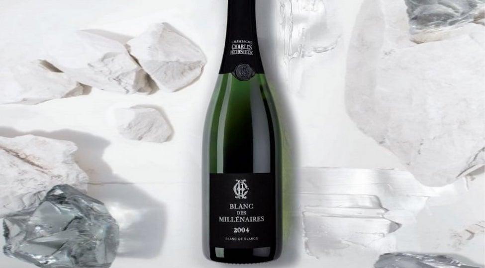 Wine of the Week: Charles Heidsieck Blanc des Millénaires 2004