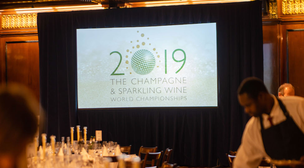 2019 Champagne & Sparkling Wine World Championships: Awards Ceremony