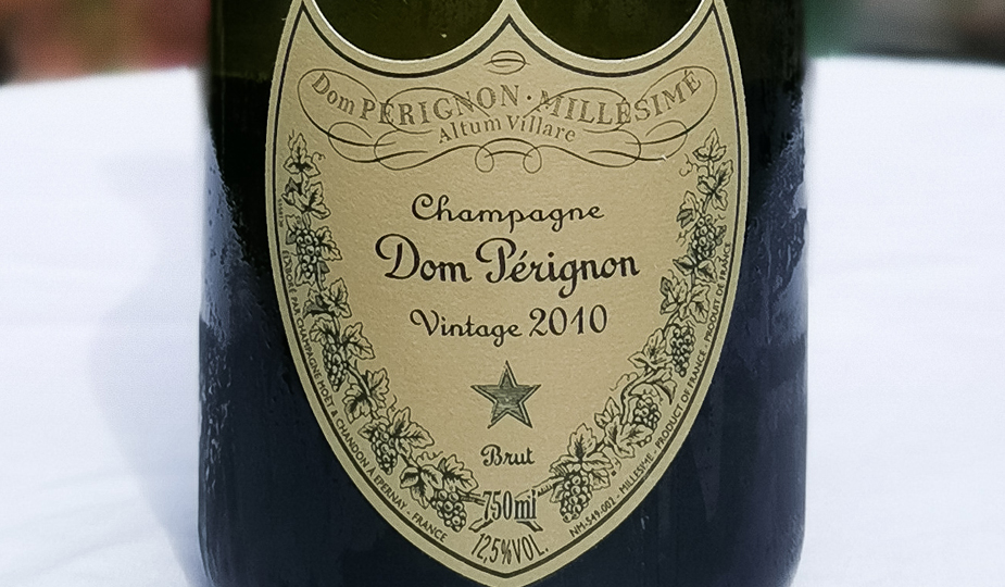 Coming Soon: Dom Perignon 2010