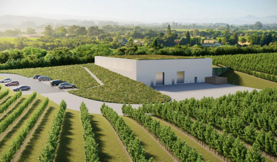 New English Winery Approved - Taittinger's Domaine Evremond