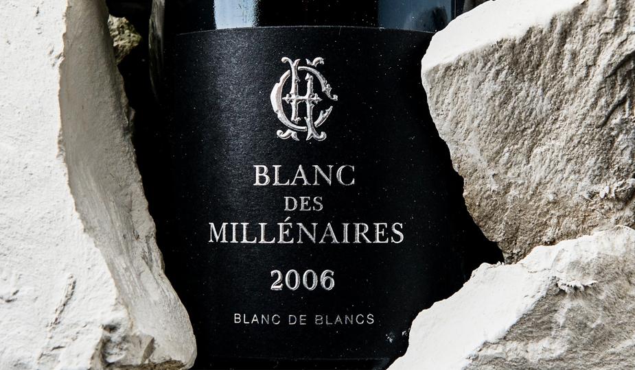 New Release: Charles Heidsieck Blanc des Millenaires Blanc de Blancs 2006