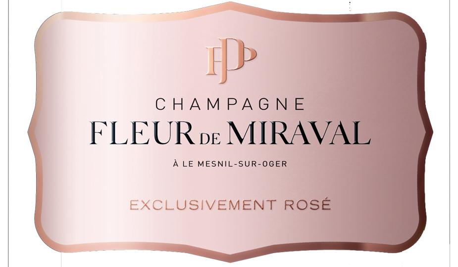 New Release: Fleur De Miraval Exclusivement Rosé