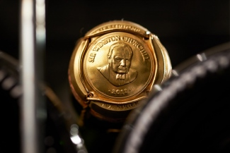 Pol Roger Sir Winston Churchill 2012 cork