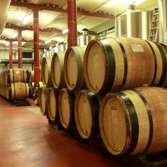 Bollinger Fermenting Barrels
