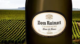 New Release: Dom Ruinart Blanc De Blancs 2009