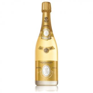 Louis Roederer Cristal 2013 bottle