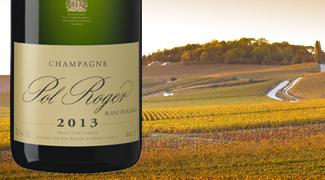 New Release: Pol Roger Blanc de Blancs 2013