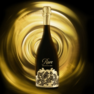 Rare Champagne Millésime 2008