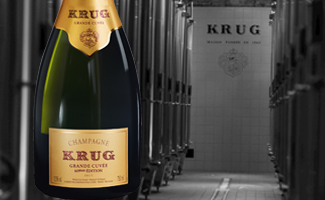 New Release: Krug Grande Cuvee 169th Edition