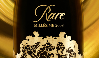 New Release: Rare Champagne Millésime 2008.