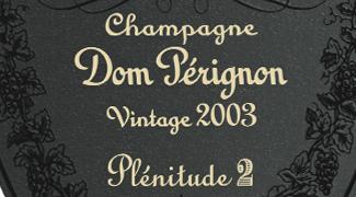 New Release Dom Perignon P2 2003 - 1st July 2021