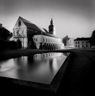 Abbey at Hautvillers