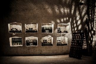 Charles Heidsieck's chalk cellars