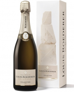 The Packaging Champagne Louis Roederer Collection 242 NV