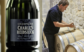 Charles Heidsieck Brut Reserve NV Now With a Dash of Oak