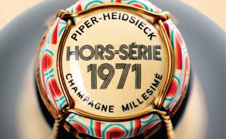 Piper-Heidsieck's new range Hors-Série