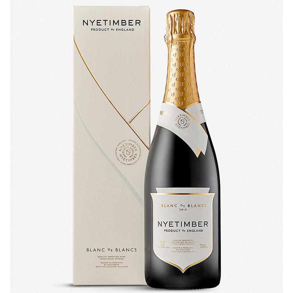 Nyetimber Blanc de Blancs 2010 - Buy Champagne same day 2 hour ...