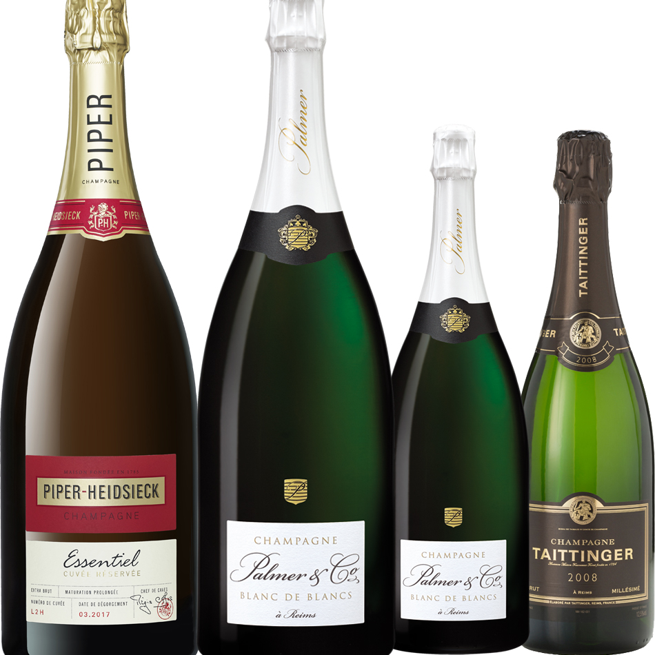 Live Tasting: Exceptional Value Champagne With Essi