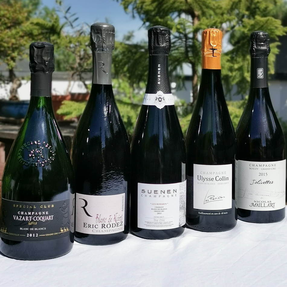 Grower Champagne Live Tasting