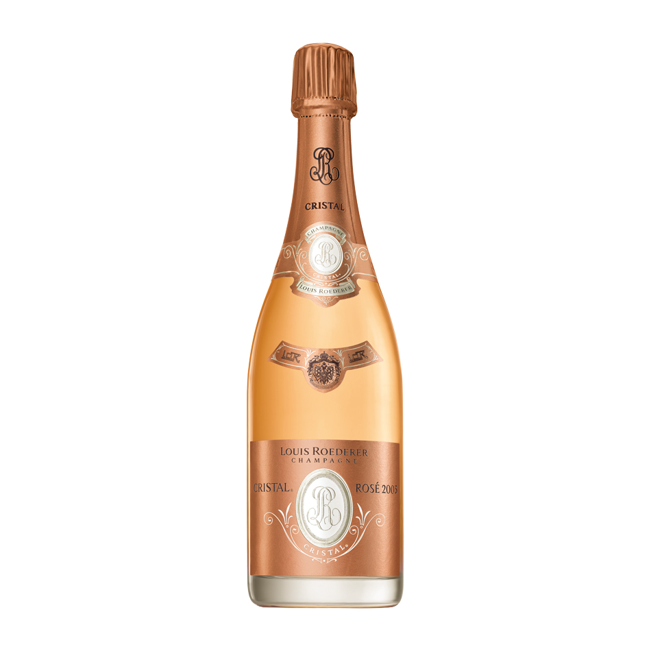 Louis Roederer Cristal Rose Late Release 2005