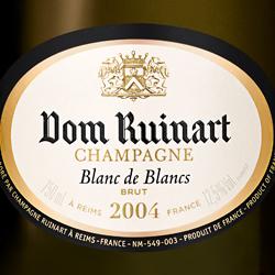 Dom Ruinart Blanc de Blancs 2004