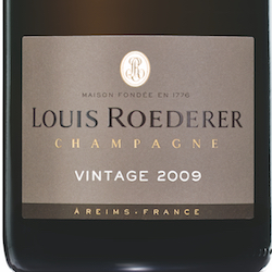 Louis Roederer Brut Vintage 2009