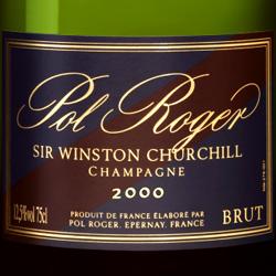 Pol Roger Sir Winston Churchill 2000
