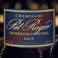 Pol Roger Sir Winston Churchill 2006