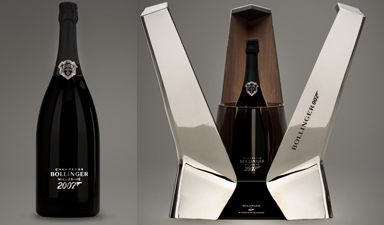 Bollinger Tribute to 007 Moonraker Luxury Limited Edition