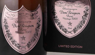Dom Perignon Rose Jewel Edition