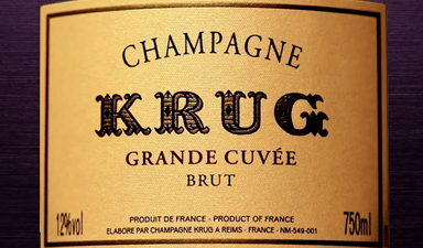 Krug Grande Cuvee 160th Edition