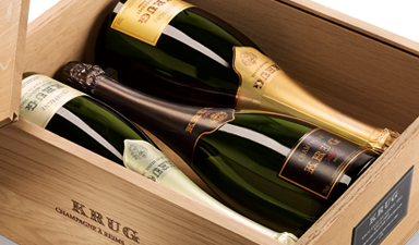 Krug Trilogy Case 2000, 2002, 2004