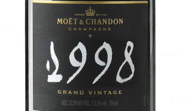 Moet & Chandon Grand Vintage
