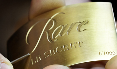 Rare Le Secret Goldsmith Edition