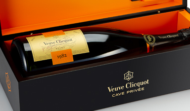 Veuve Clicquot Cave Privee 1982 75cl
