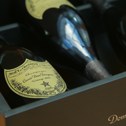 Dom P�rignon Three Vintages Case
