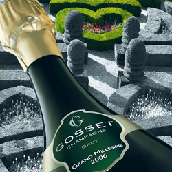 Gosset Grand Mill�sime Brut