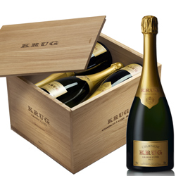Krug Grande Cuvee Limited Edition