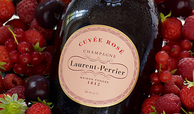 Laurent-Perrier Rose