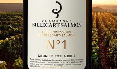Billecart-Salmon Rendez-vous No.1 Meunier