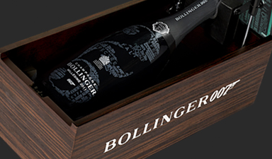Bollinger 007 Limited Edition Millesime