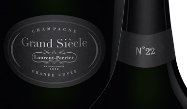 Laurent-Perrier Grand Siecle Iteration 22